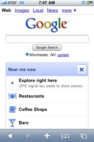near me now google
