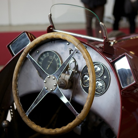 1935 Alfa Romeo 8C - Fabforgottennobility  via The Fancy