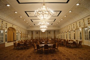 Photo credit: Banquet hall via flickr (license)