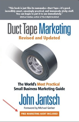 duct tape marketing book - revised and updated