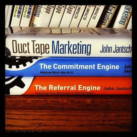 Small Business Marketing books