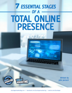 7 Essential Stages of a Total Online Presence