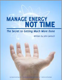 Manage Energy