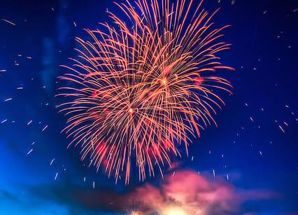 fireworks weekend favs