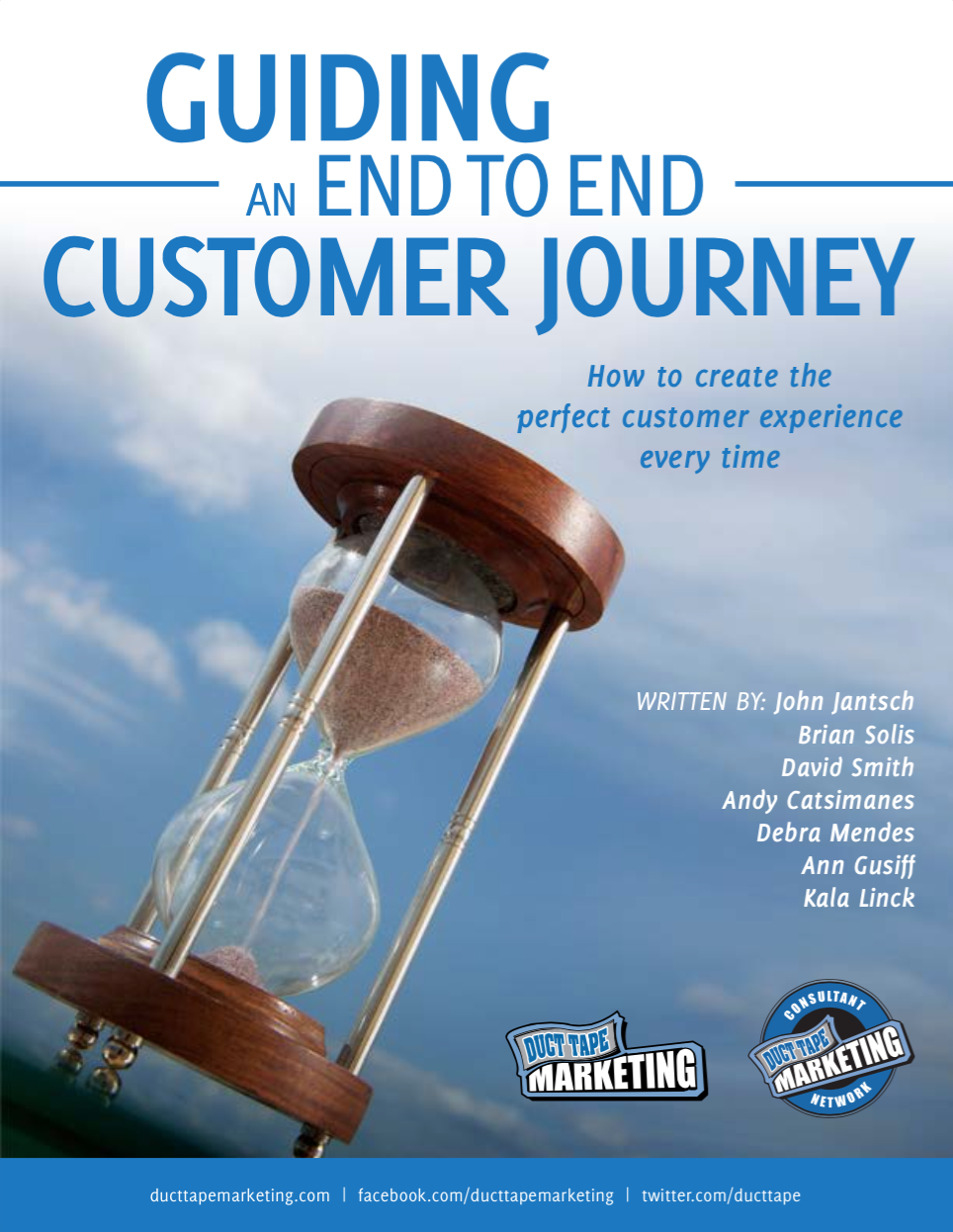 Guiding An End To End Customer Journey €� How To Create The Perfect Customer  Experience Every Time