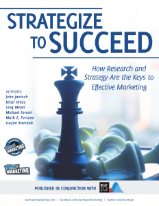Strategize to Succeed