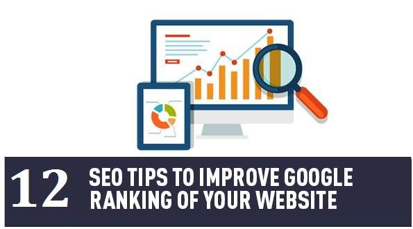 12 SEO Tips To Improve Pagee Ranking Of Your Website