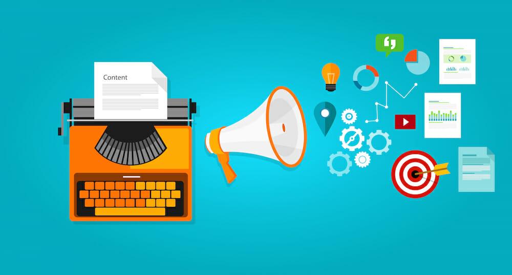 content marketing seo optimization online blog internet