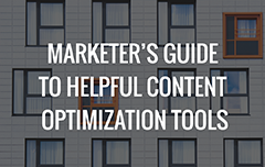 Marketer's Guide To Helpful Content Optimization Tools – Duct Tape Marketing
