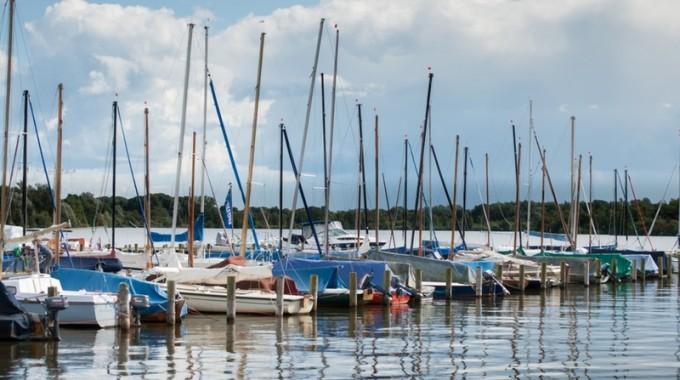 Boats Sailboats Harbor Harbour