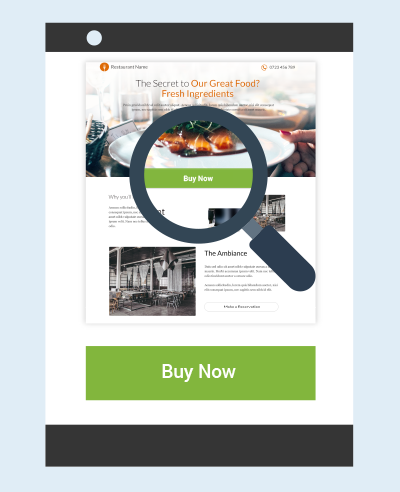 3 Landing Page Blunders That Can Kill Your Conversions - Duct Tape Marketing