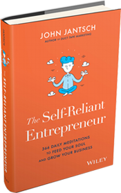 The Self-Reliant Entrepreneur Book